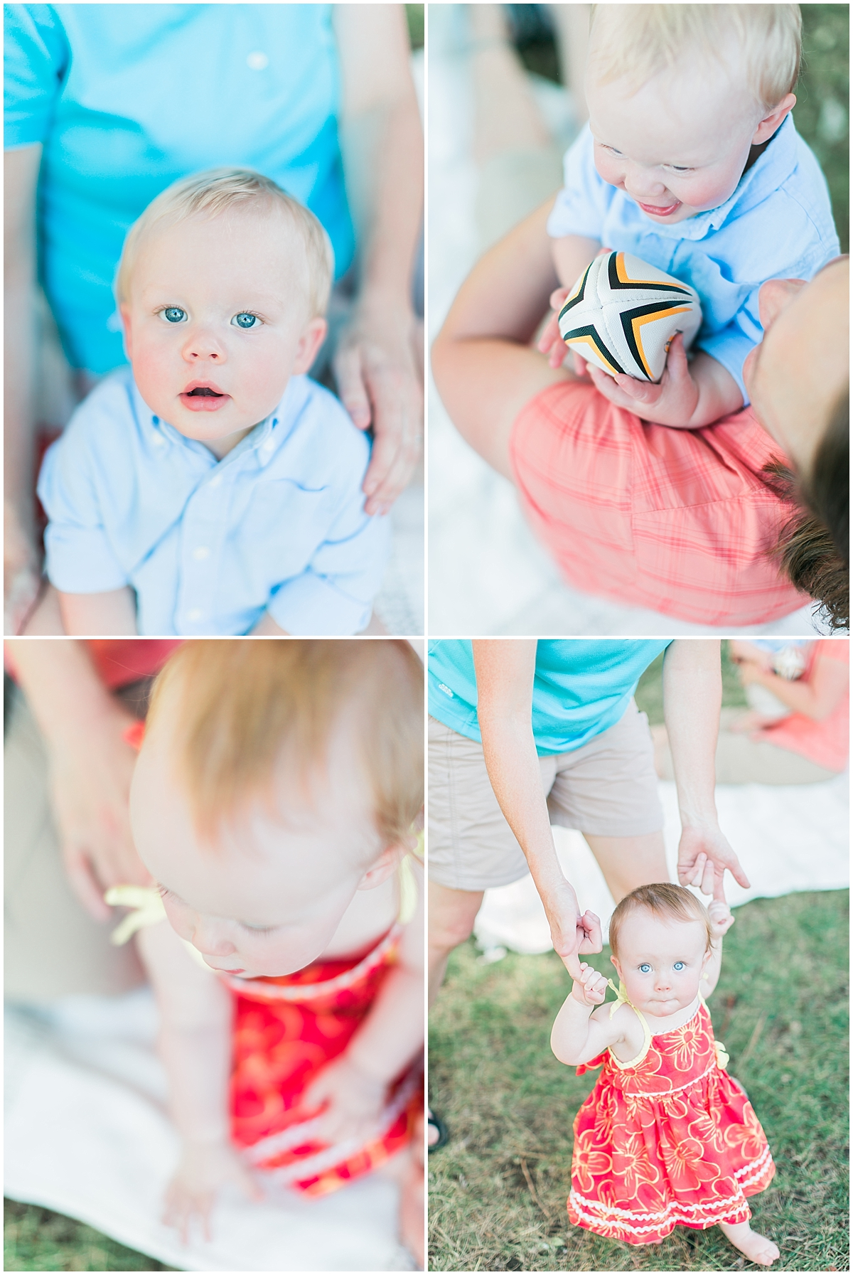 One year old photo session