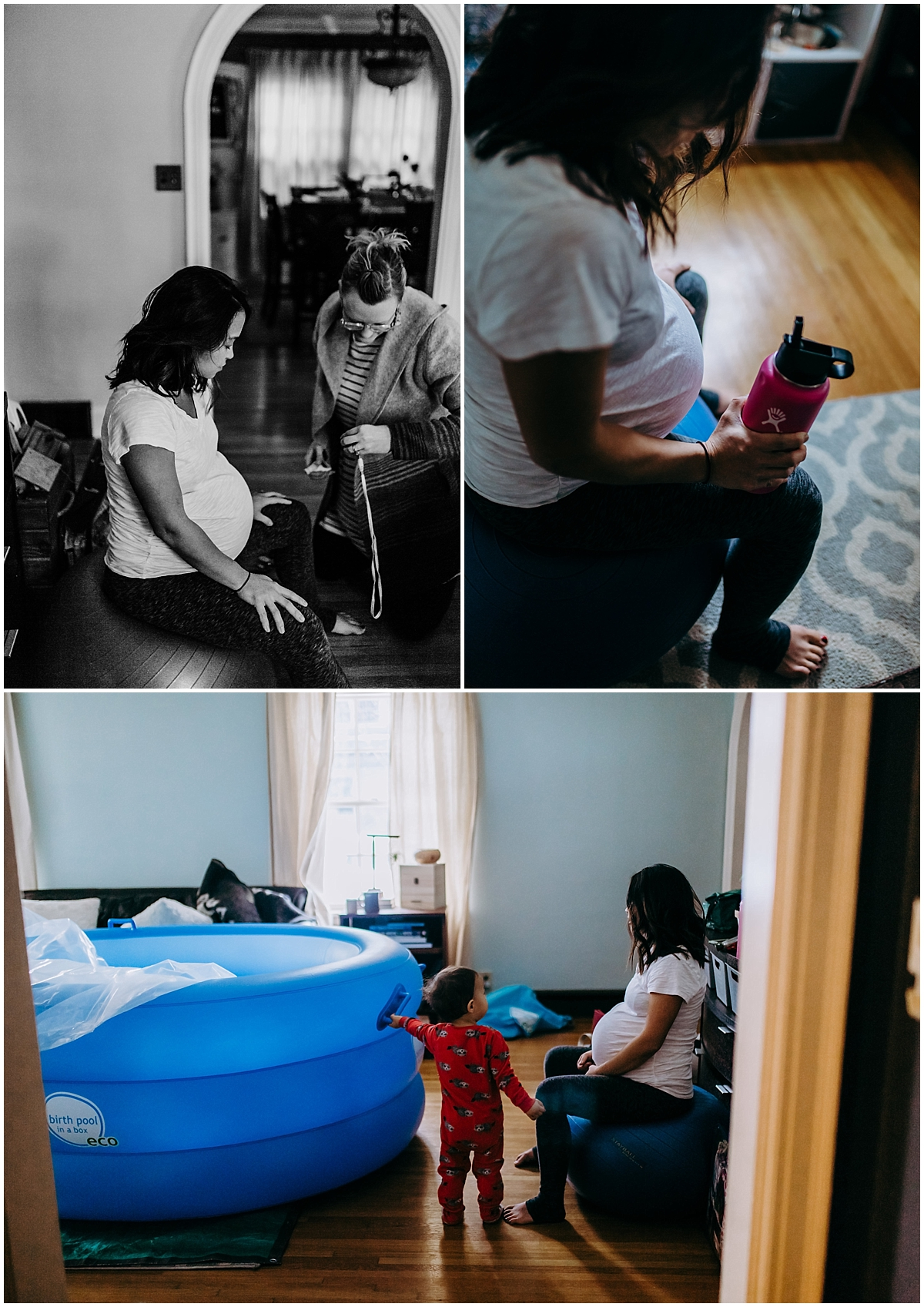 Home Birth Photographer