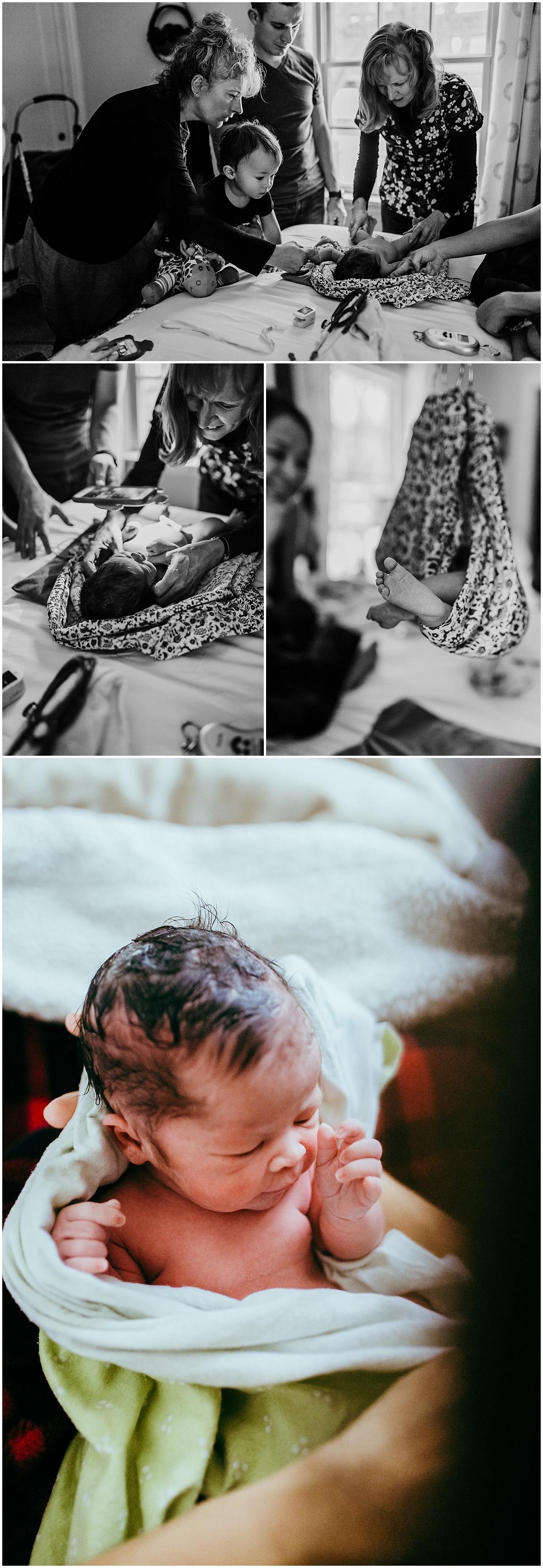 Home Birth Midwife