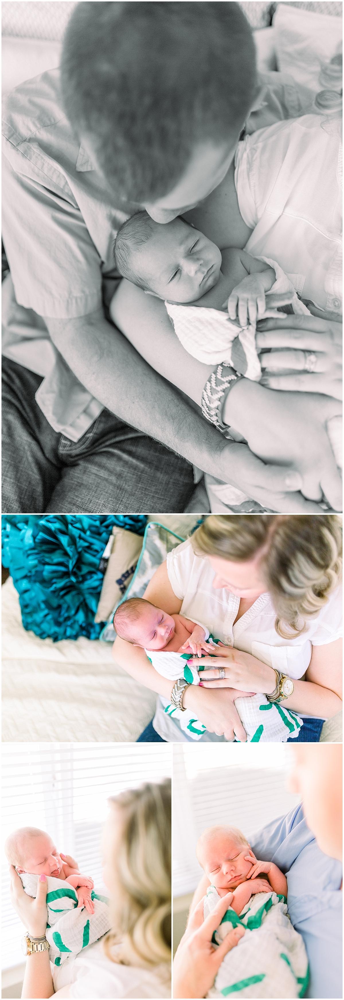 Philly Newborn Photographer Newborn Lifestyle