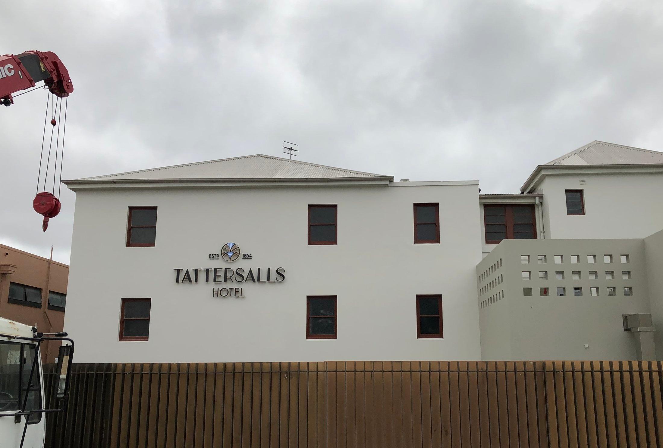 Tattersalls Hotel 25-2-2019