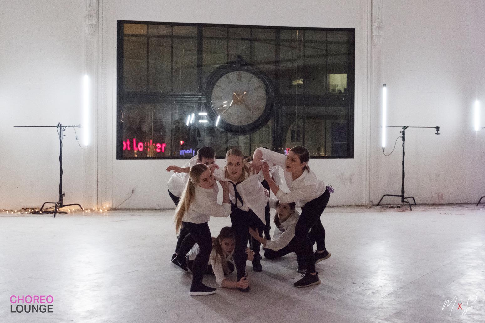 SECTOR DANCE
