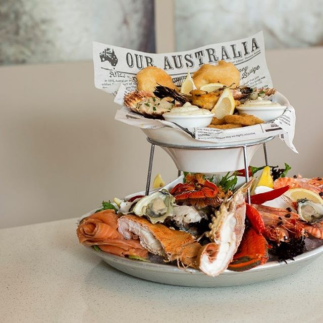 To think soon this will be available for Sunday lunch #tasteofthewhitsundays #cheflife #seafood #seafoodplatter #fresh #sundaylunch #restaurantsaustralia #catchoftheday #watchthisspace #lovewhitsundays #thisisqueensland