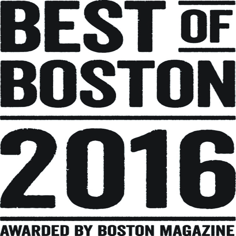 Named 2016 Best Barbershop & Best Shave by Boston Magazine