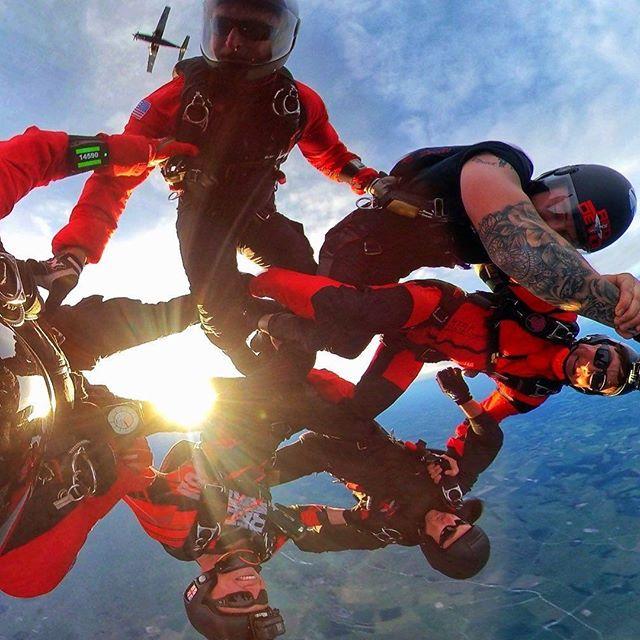 6-way horny gorilla with the sun framed 👌 just right (and a Dekunu One in full view 😁)⠀ .⠀⠀ .⠀⠀ #repost @actalive⠀ #dekunu #flydekunu #dekunuone #smartalti #altimeter #alti #gps #gpstracker #flightcomputer #skydiving #skydive #dekunugram #freefall #adrenaline #extremesports #skydivingtechnology #skydivingposts #skydivinggram #skydivingphotography #skydivinglovers #skydivingadventure #skydivingpics #skydivinglife #dekunualtimeters
