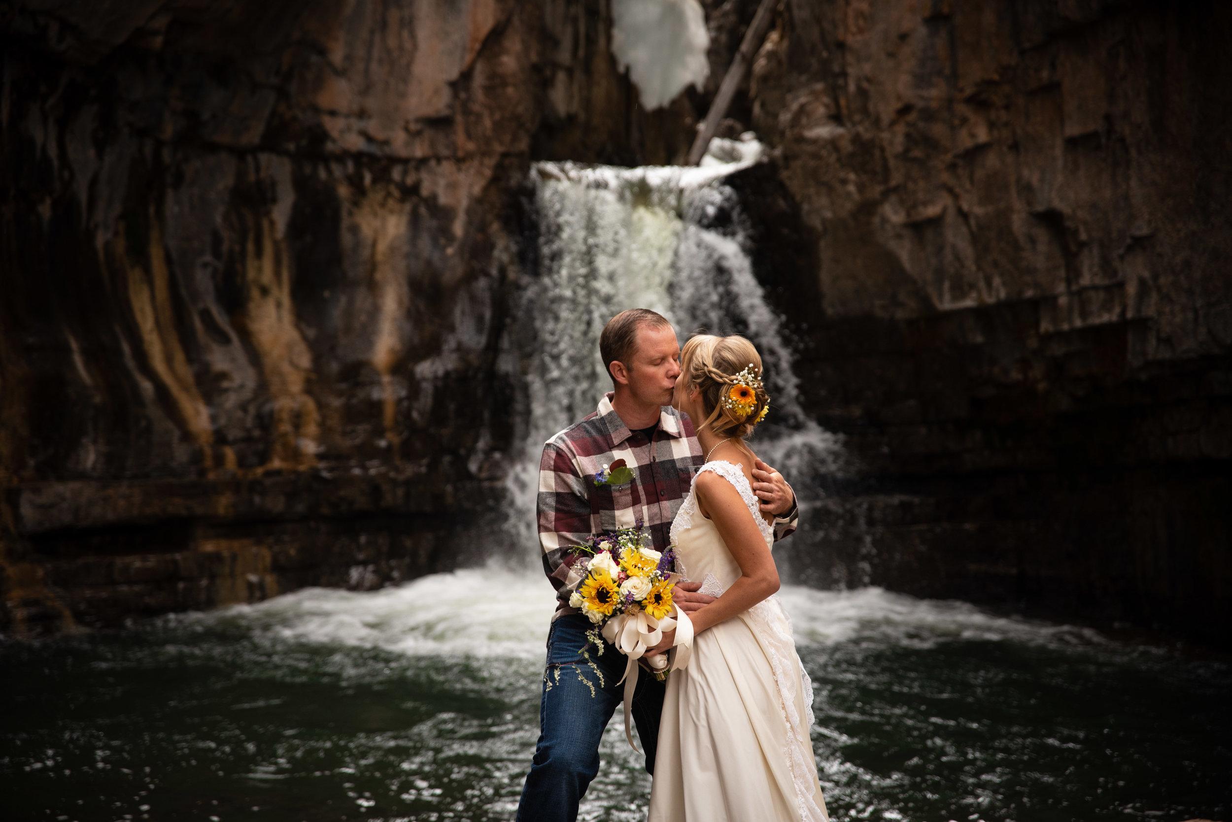 Monika B. Leopold Wedding Photography // Durango, Colorado