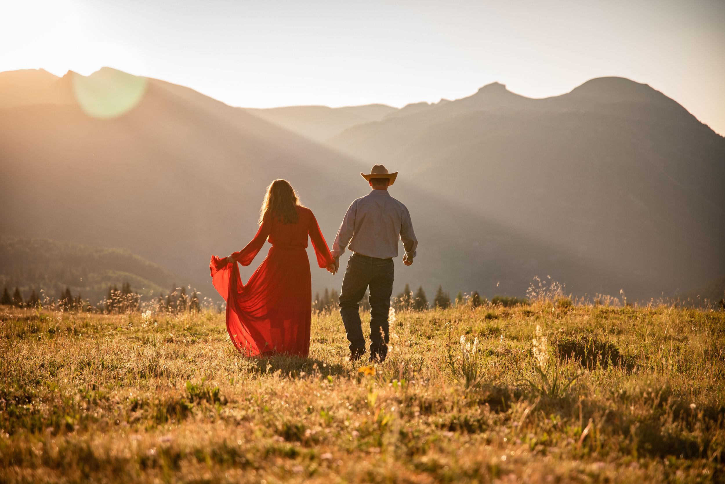 Engagement Photography // Monika B. Leopold Photography // Durango, Colorado