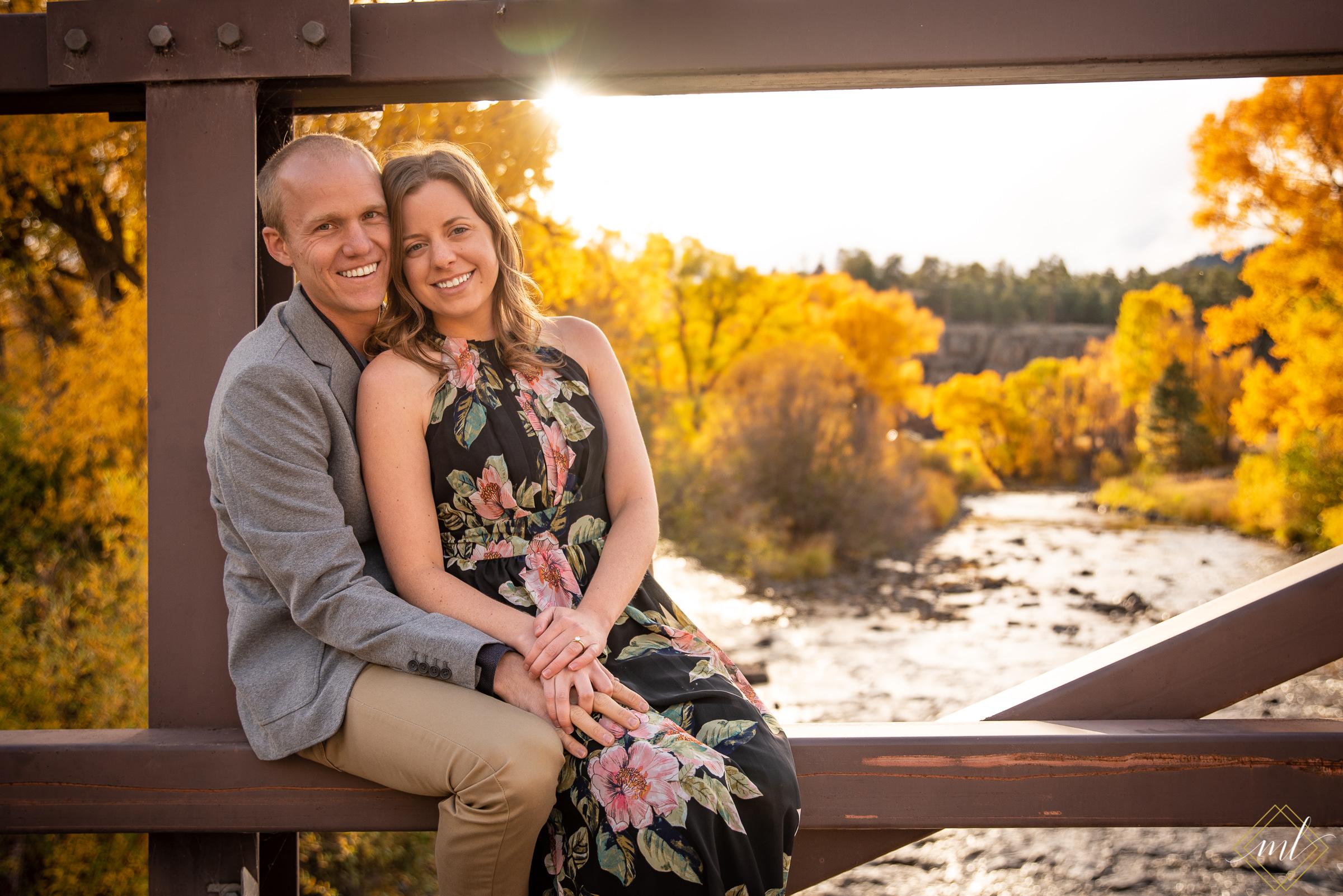Monika B. Leopold Photography // Durango, Colorado // Engagement Session