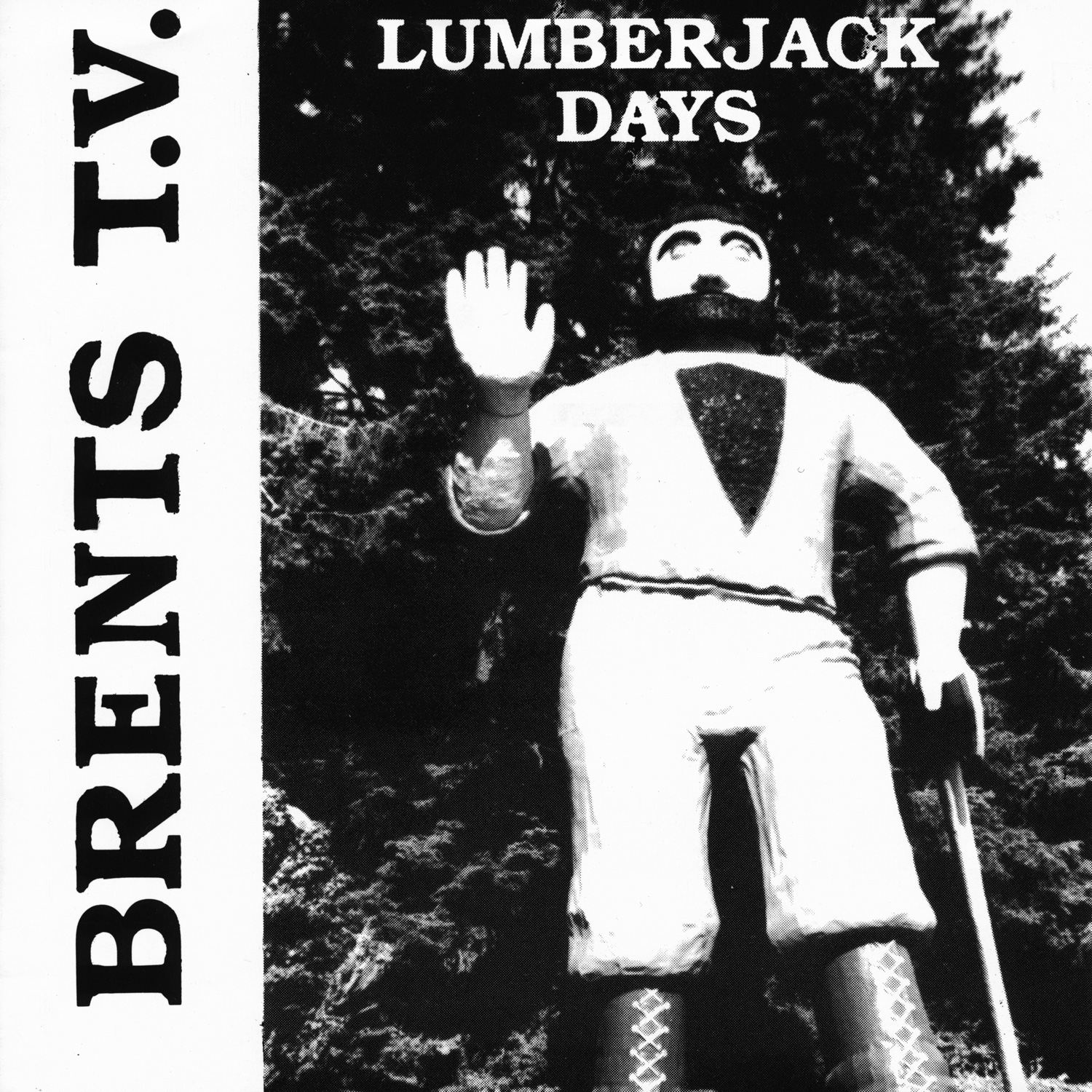 """Lumberjack Day's 7"""" front"""