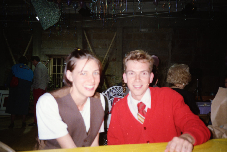 Beth and John
