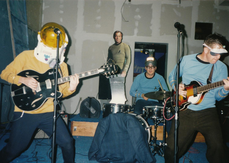 Thee Shatners (1991-1994)