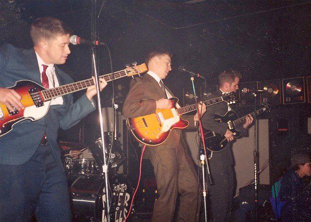 The Ne'er-Do-Wells (1991-1994)