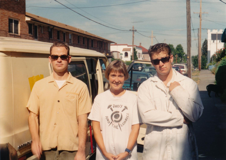 Chris, Lisa & Jess, Portland, OR