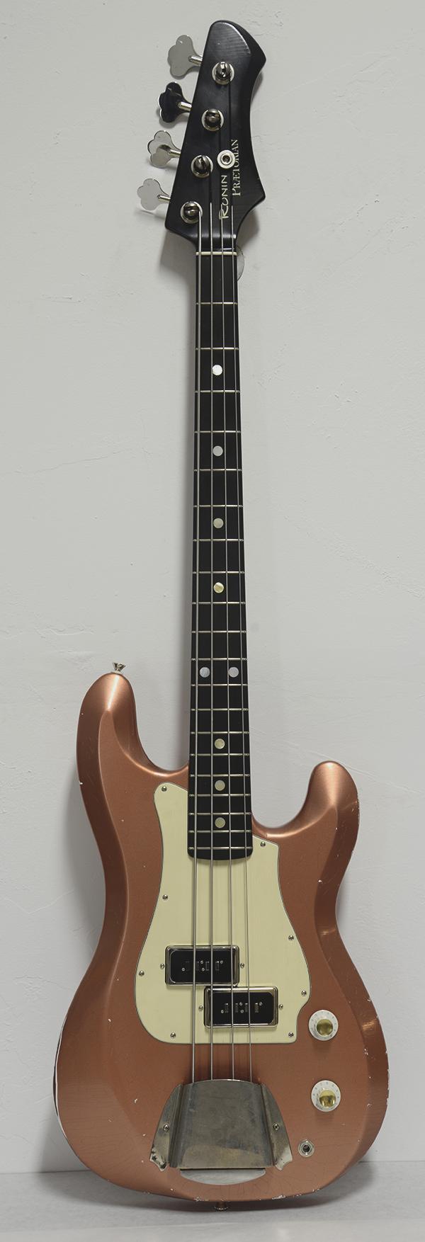 Ronin Prætorian Bass in Suntan Copper