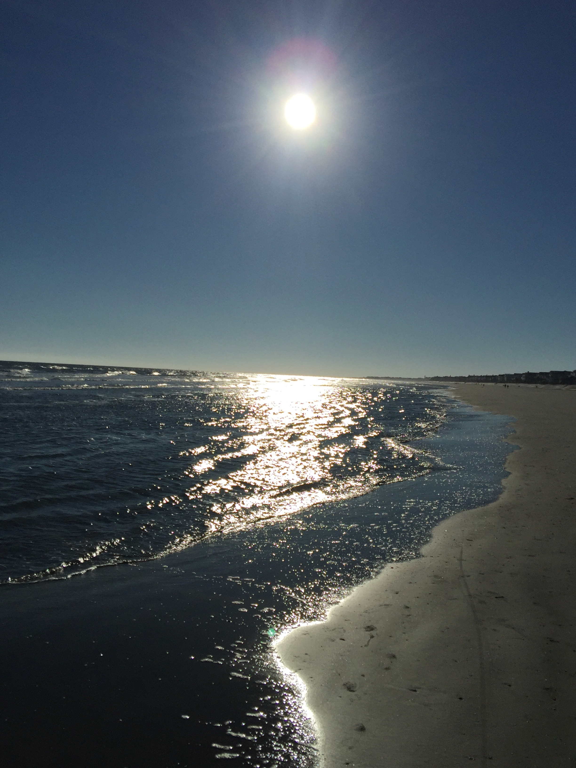 The Atlantic Ocean from the Isle of Palms
