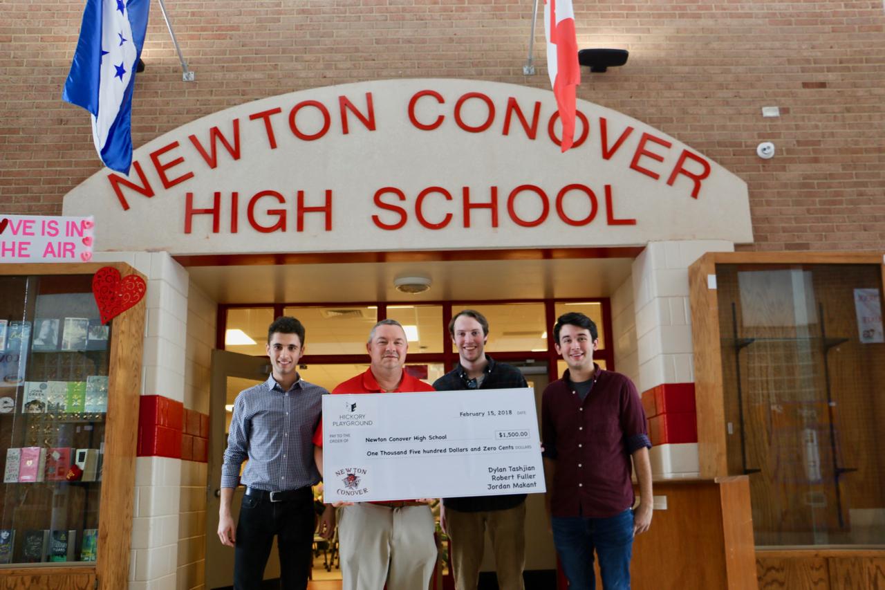 Newton-Conover High School