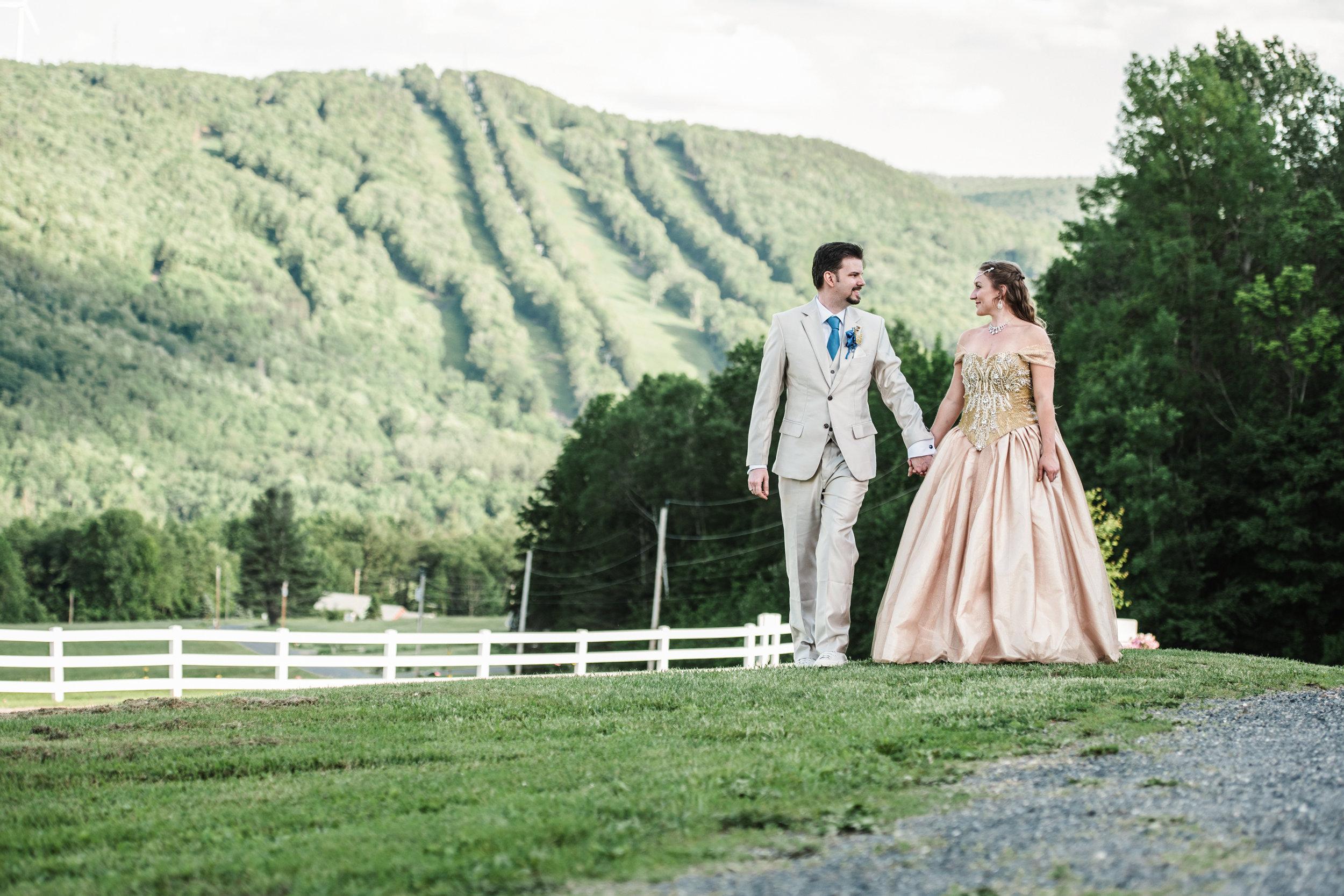 ANIKA + RICHARD- WEDDING