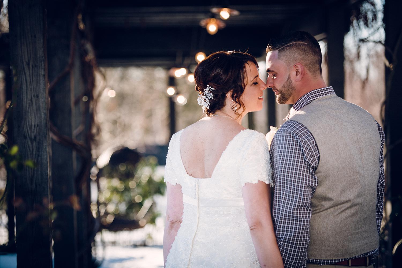 ELIZABETH + CHRIS - WEDDING
