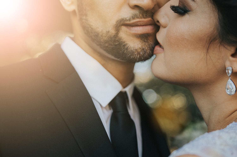 EVYLAINE + REGIS - WEDDING