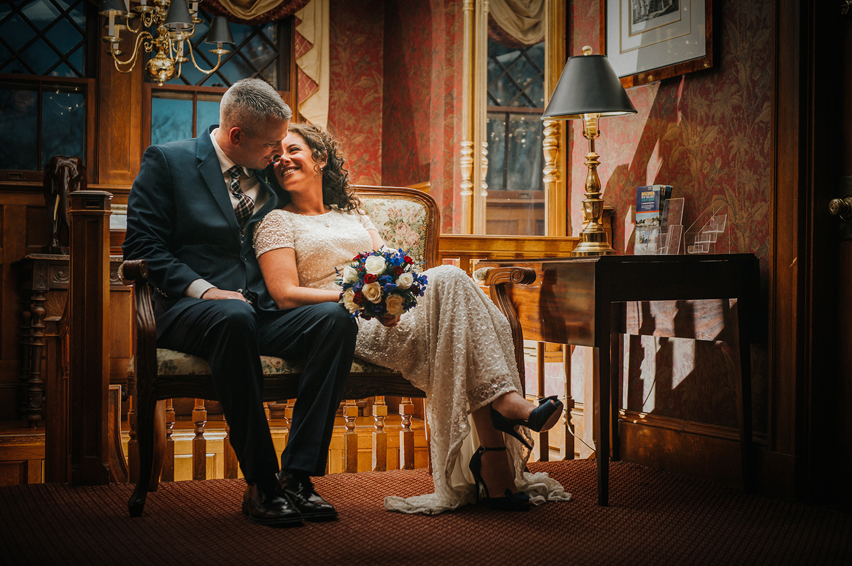 LAUREN + JASON - WEDDING