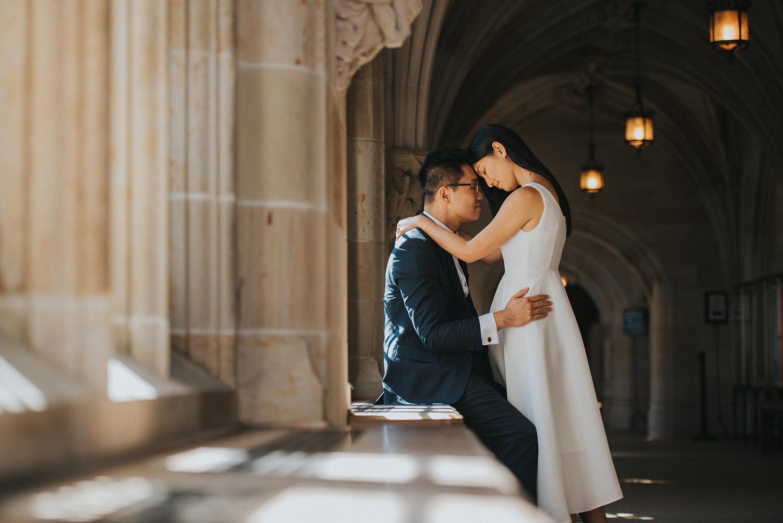 SHARON + WANG - WEDDING