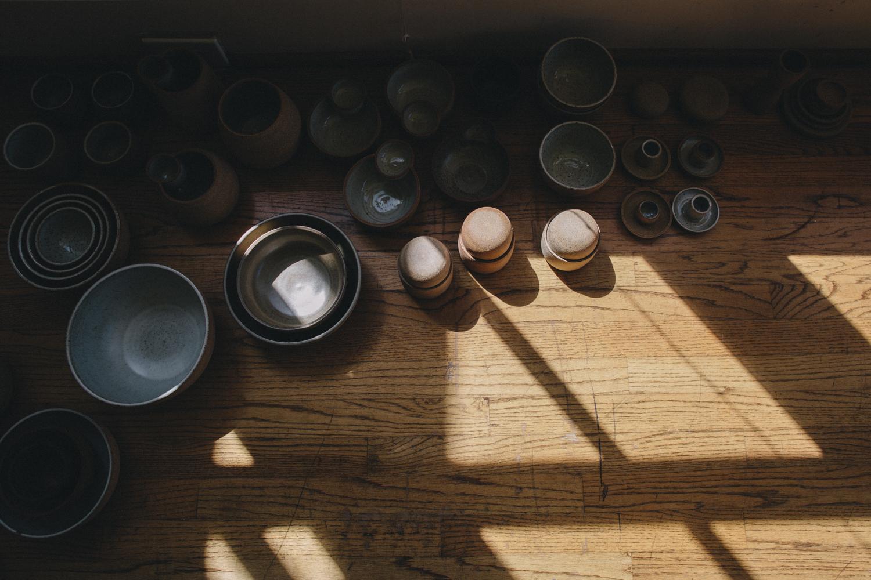 Julie Cloutier Ceramics San Francsico Rachelle Derouin Photography-16.jpg