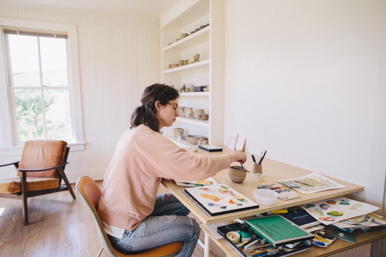 Julie Cloutier Ceramics San Francsico Rachelle Derouin Photography-20.jpg