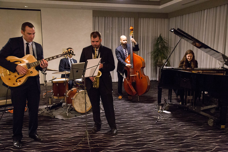 2016 Jazz Quintet performance, Arlington Heights IL