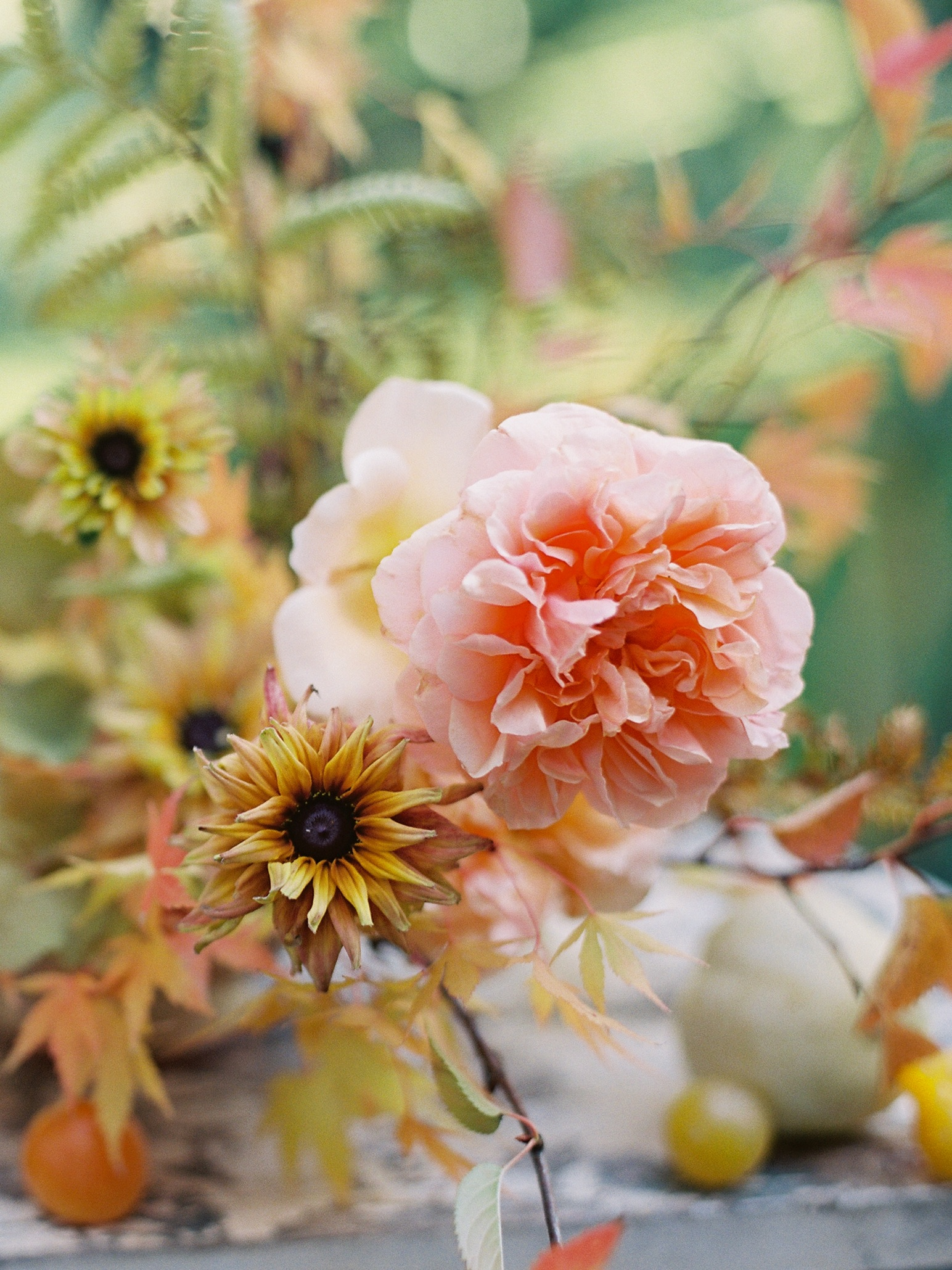 alice beasley flowers spring wedding centrepiece rose wedding flowers
