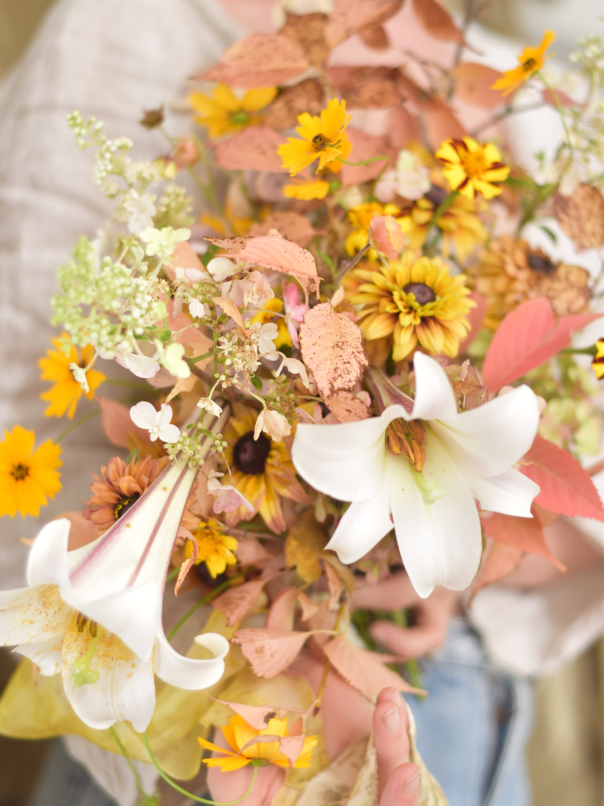 Alice+Beasley+flowers+summer+bridal+bouquet