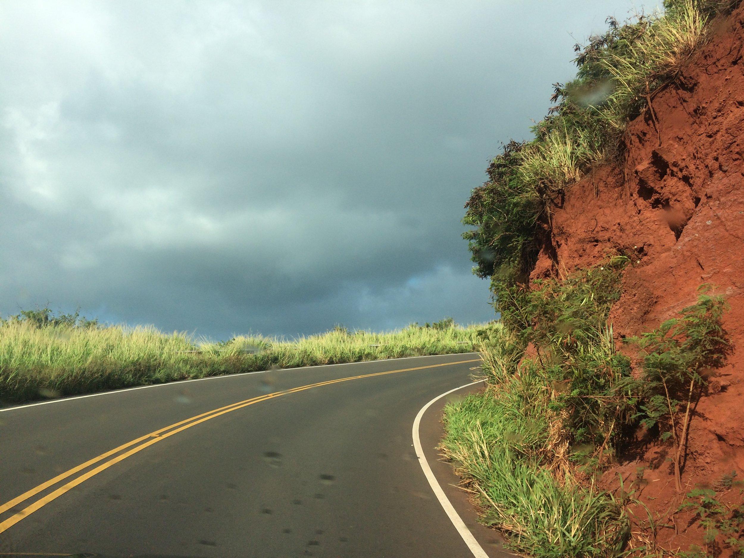 north loop coastline road maui