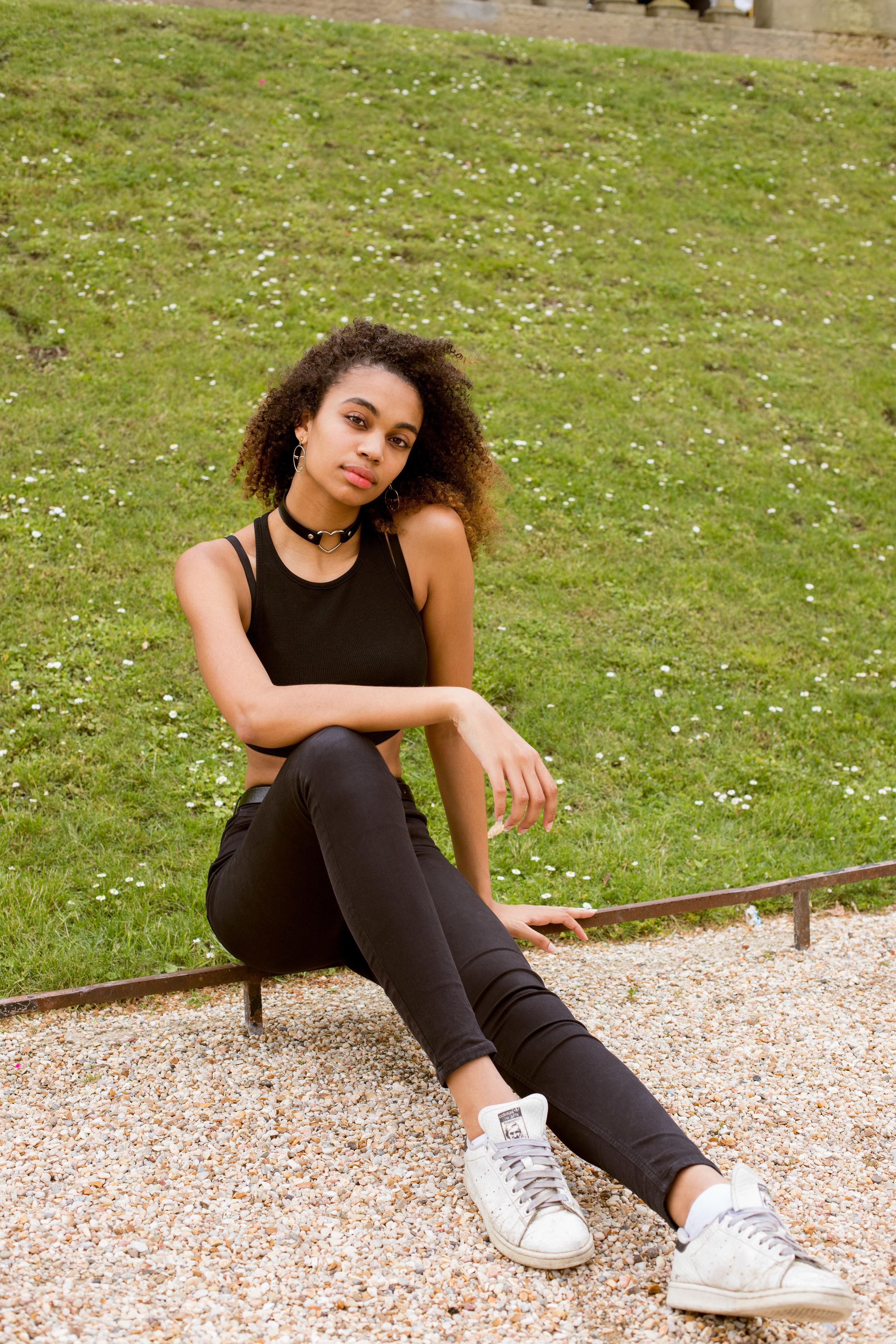 Lilou Diouf - More