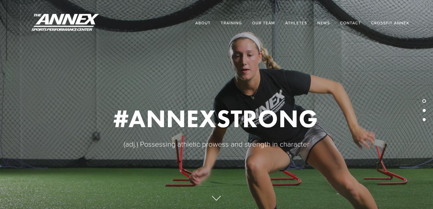 The annex sports performance Center & Crossfit annex: Chatham, NJ