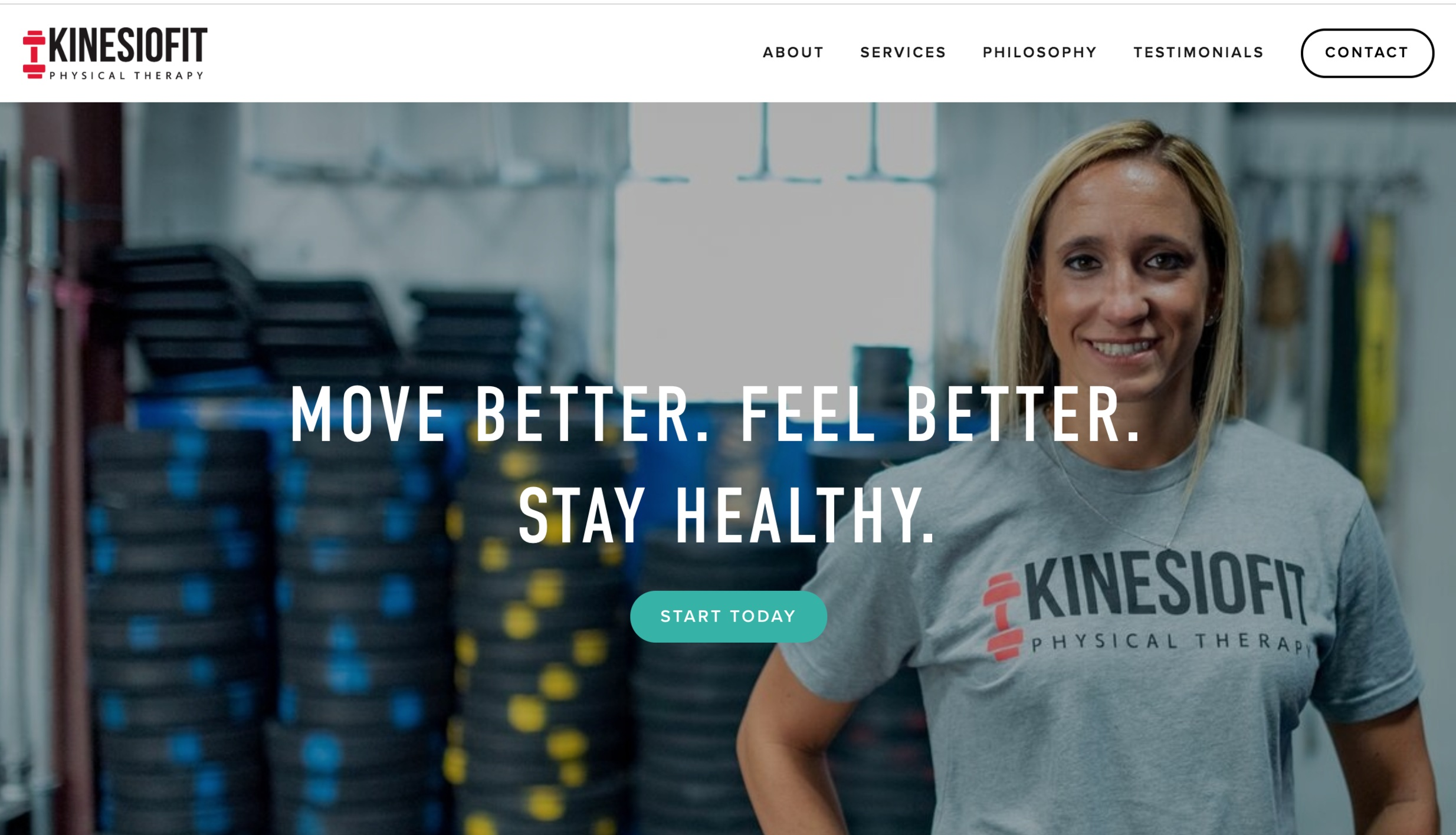 KiniseoFit Physical Therapy
