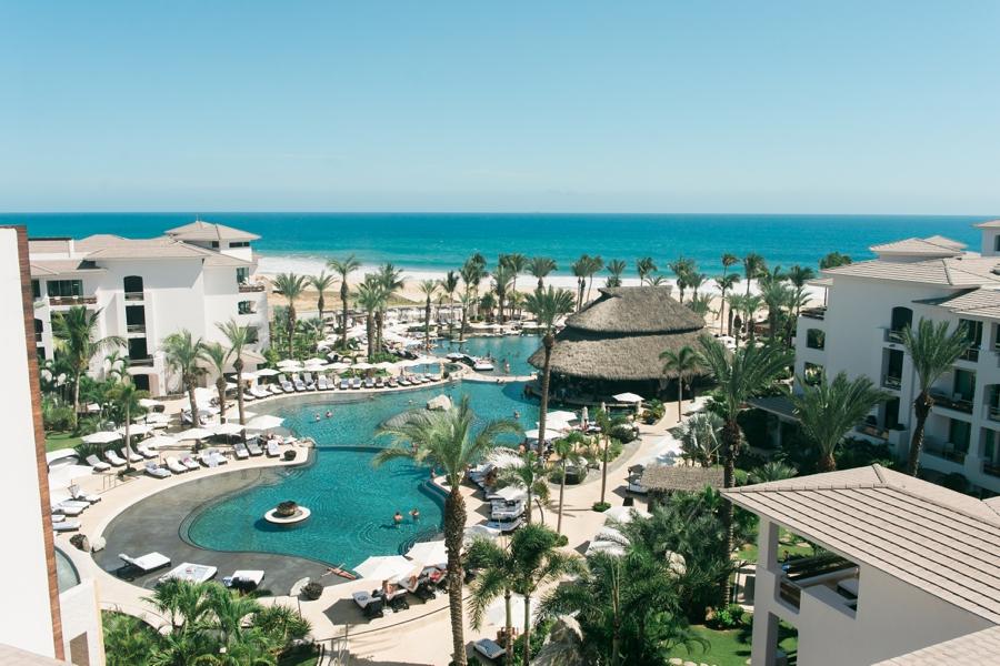 Cabo Azul Resort Beach Wedding