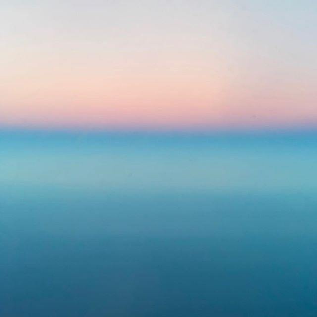 Monday #sunrise over #santabarbara thanks @alaskaair for the view.