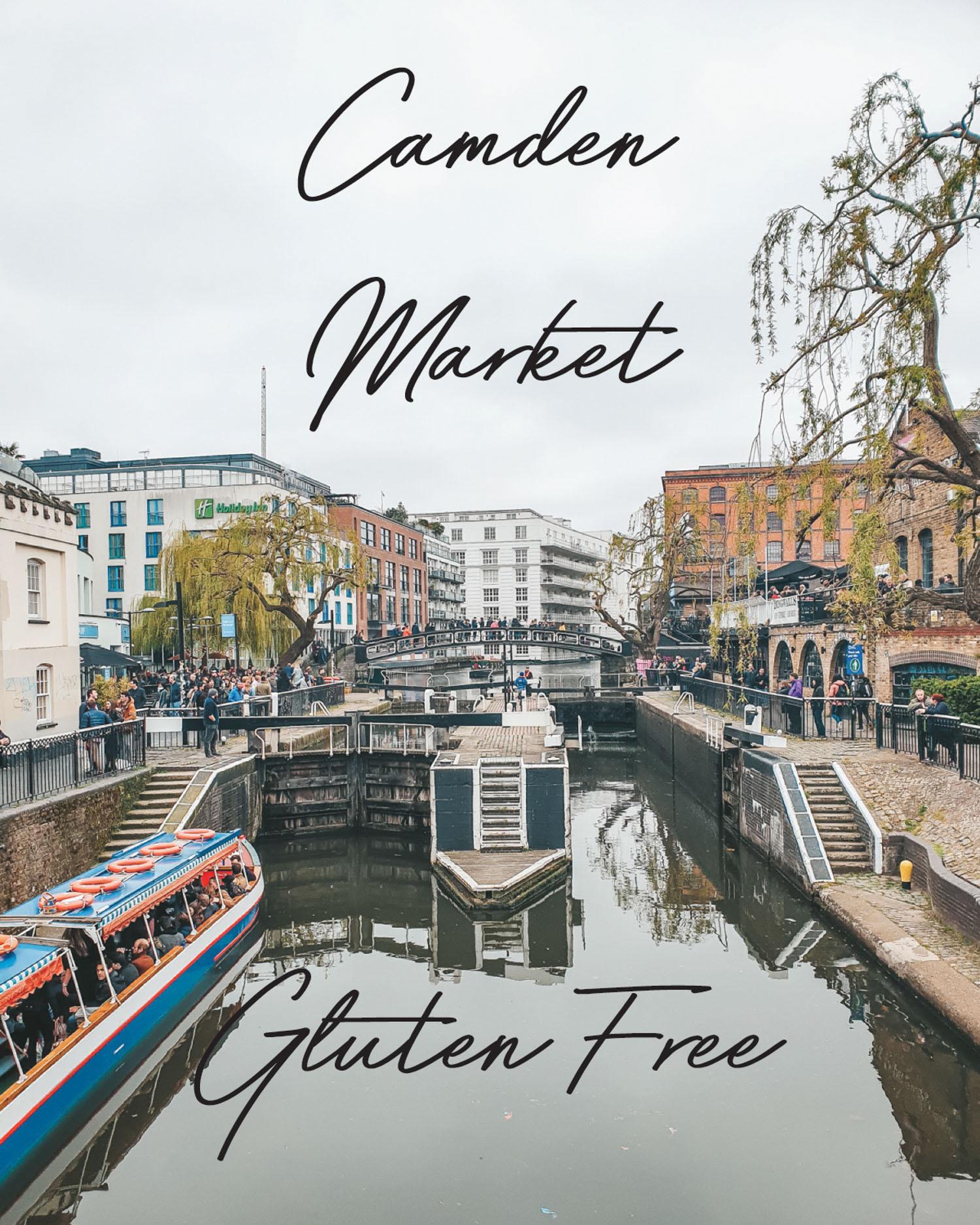 Camden Market London Gluten Free