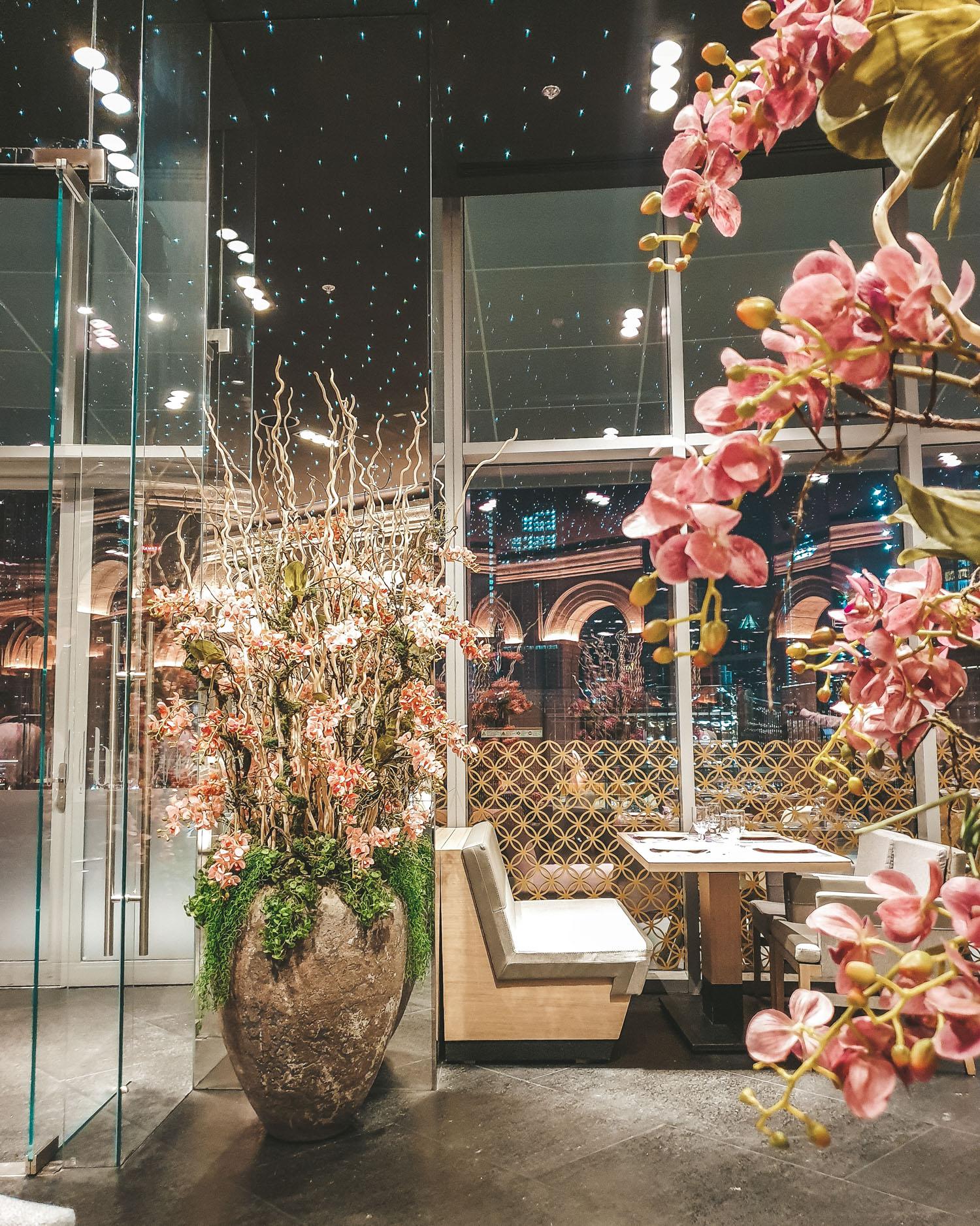 Bebabel The Dubai Mall   interiors