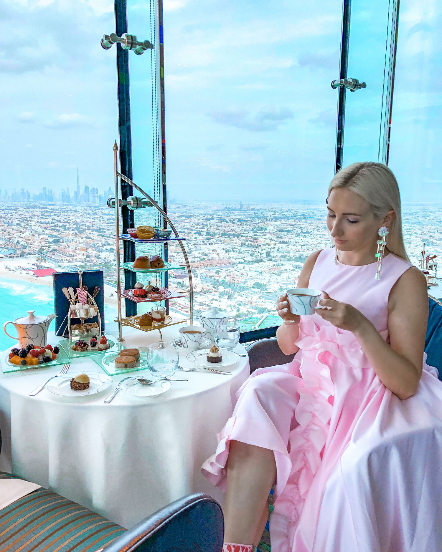 Skyview Bar at the Burj al Arab
