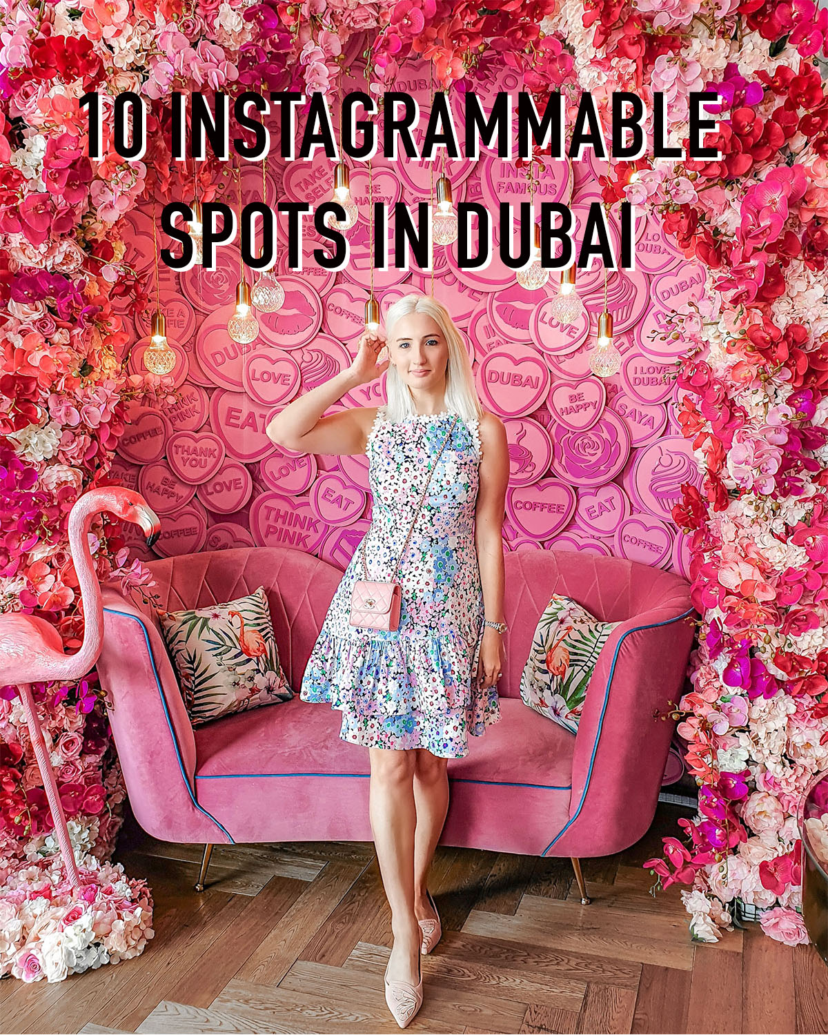 10 instagrammable spots in dubai | where to take your outfit photos in the summer