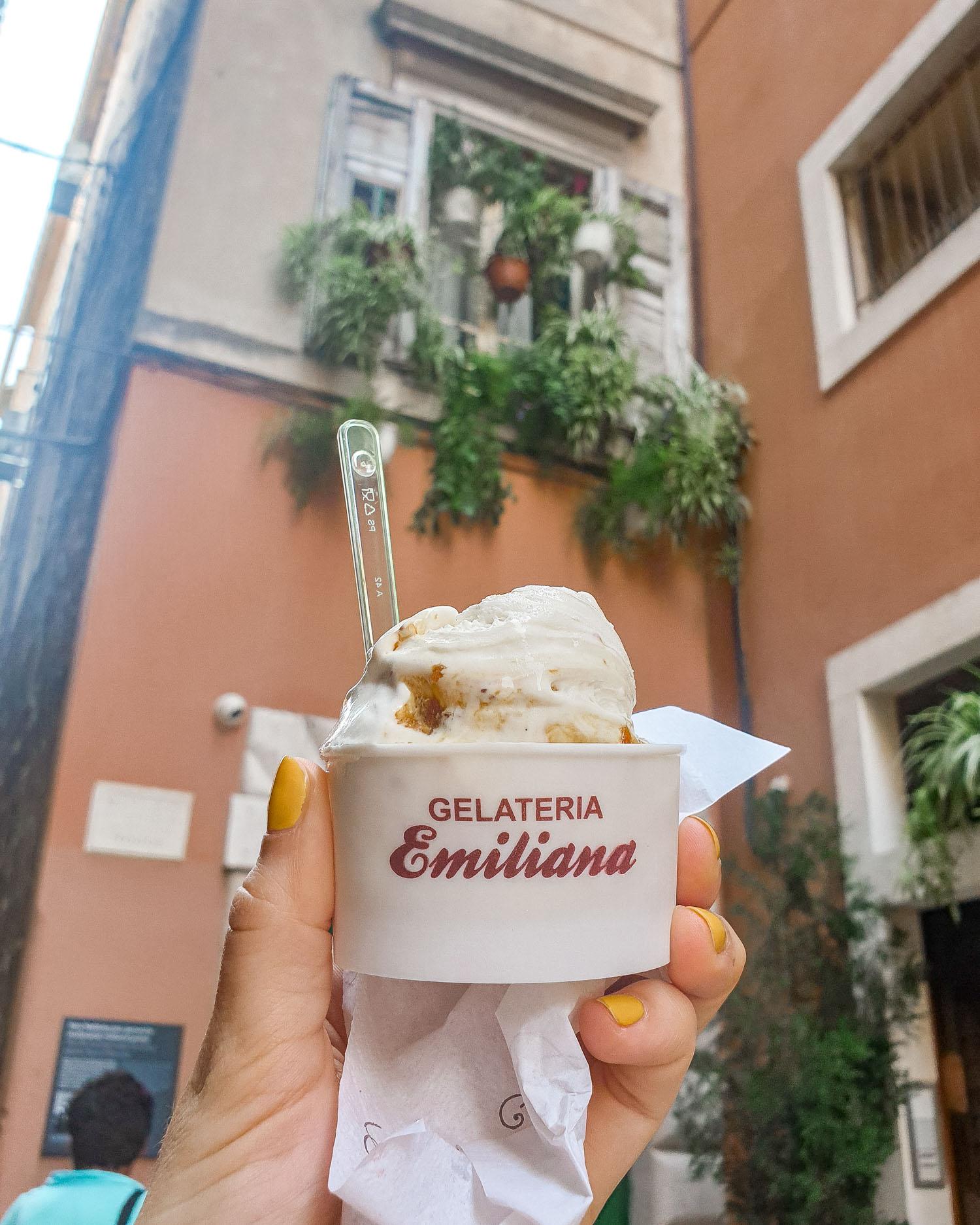 Gelateria Emiliana | Gluten Free Guide Split, Croatia