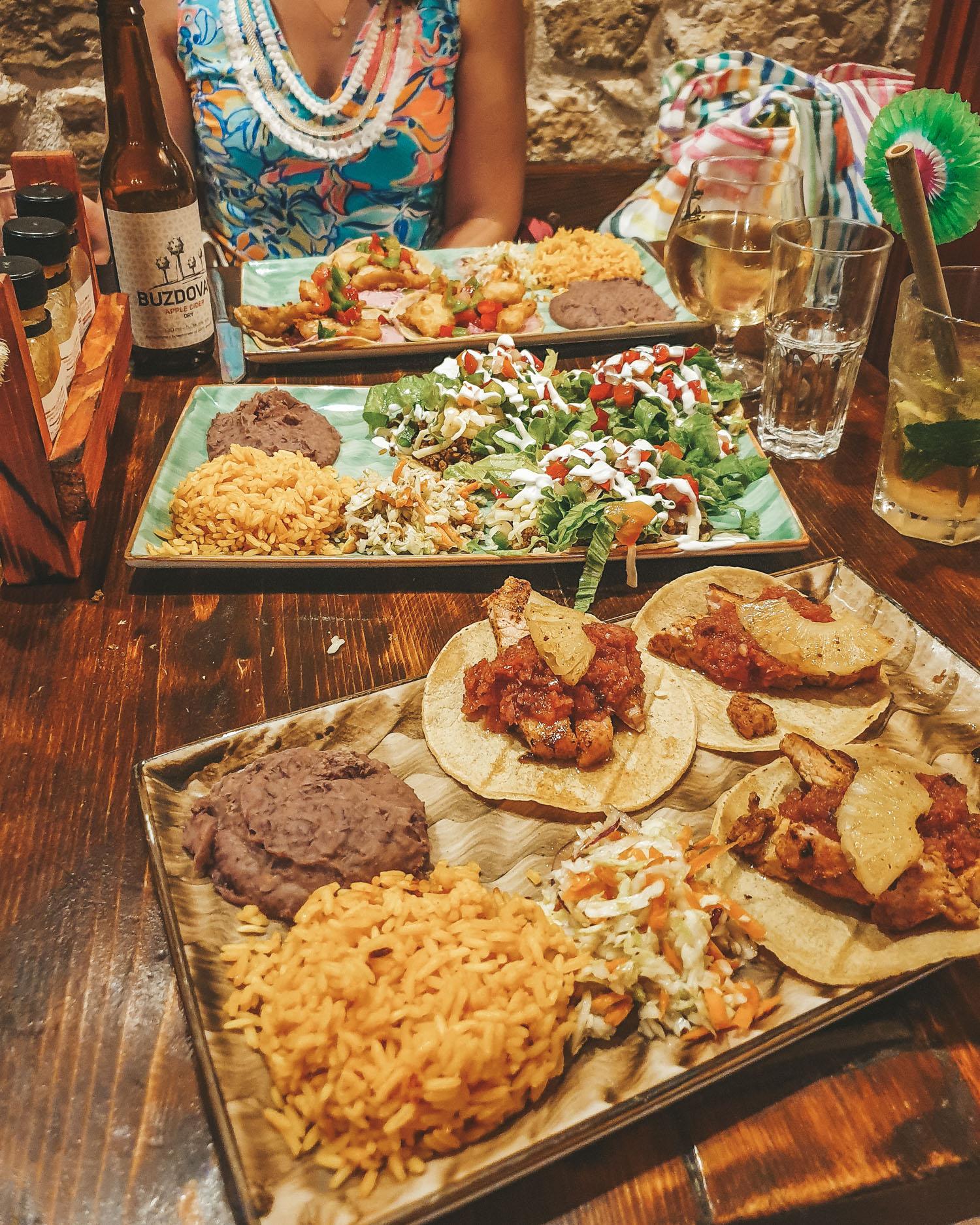 To Je Tako tacos | Gluten Free Guide Split, Croatia