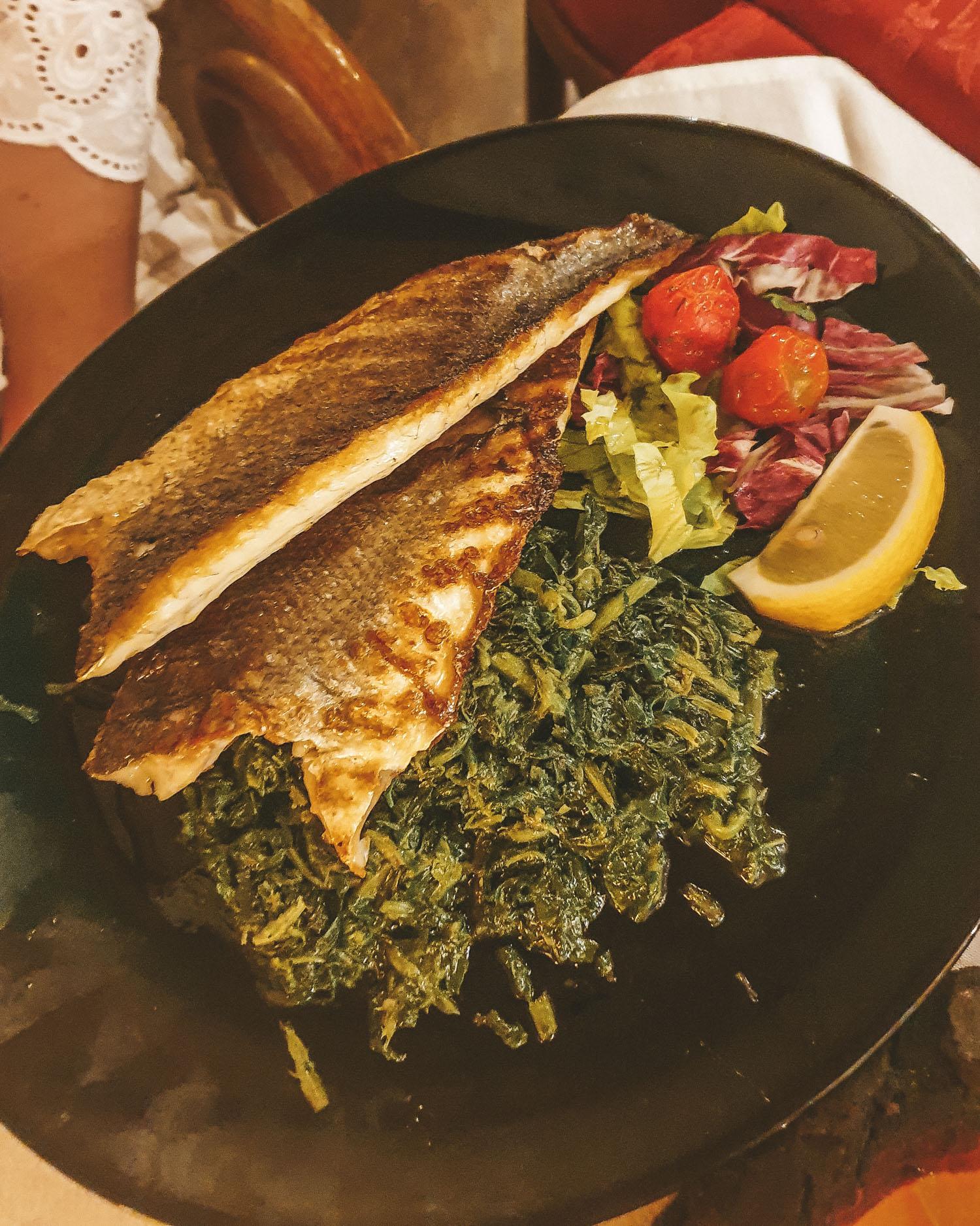 Lvxor fish | Gluten Free Guide Split, Croatia
