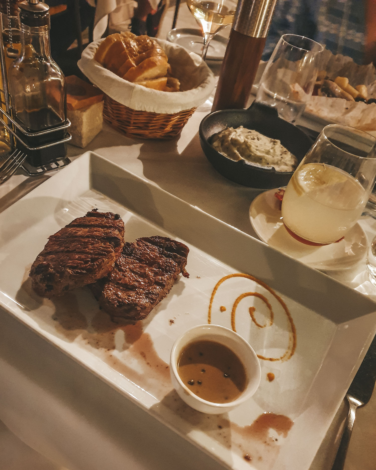 Makarun Konoba and bar steak | Gluten Free Guide Split, Croatia