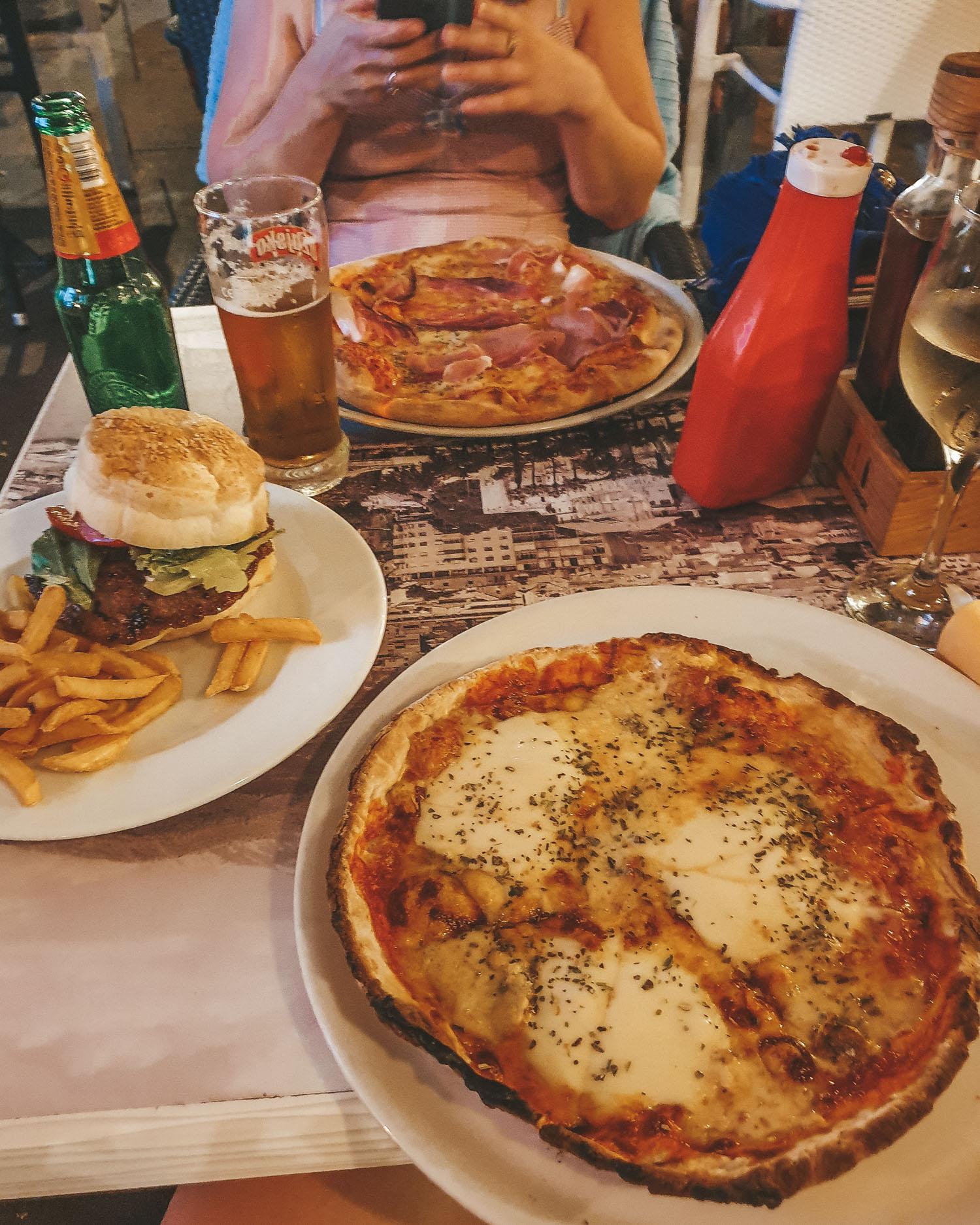 Pizza and Grill Bili | Gluten Free Guide Split, Croatia