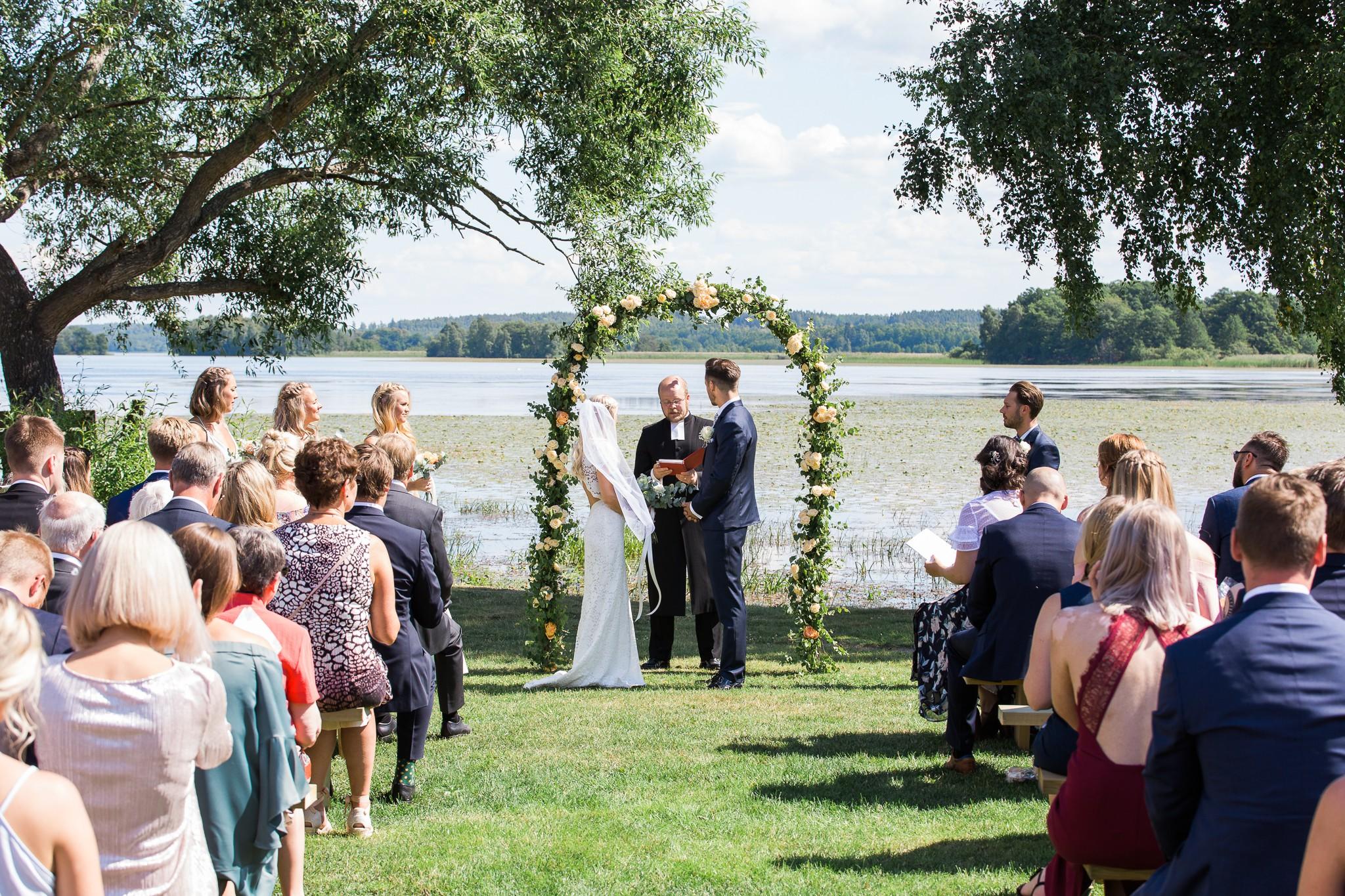 Events & bröllop - Vi erbjuder ett stort utbud av olika event året runt, med allt från bröllop, sommarfester och företagsevent. Prata med vår personal om att planera ditt nästa evenemang redan idag.