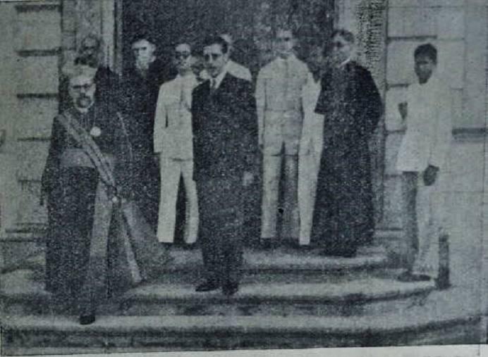 Archbishop Costa Nunes