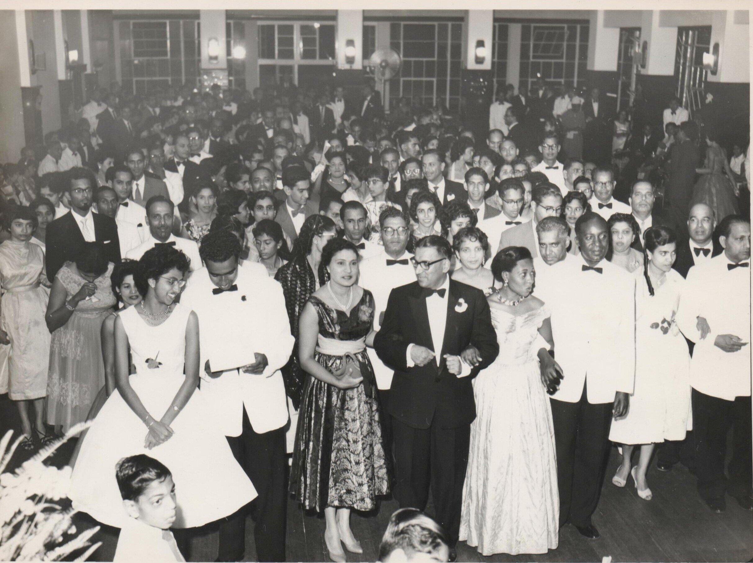 50th anniversary, Goan Entebbe Inst., June 1960
