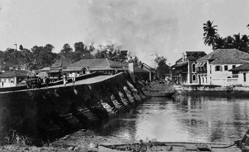 Images of colonial Panjim