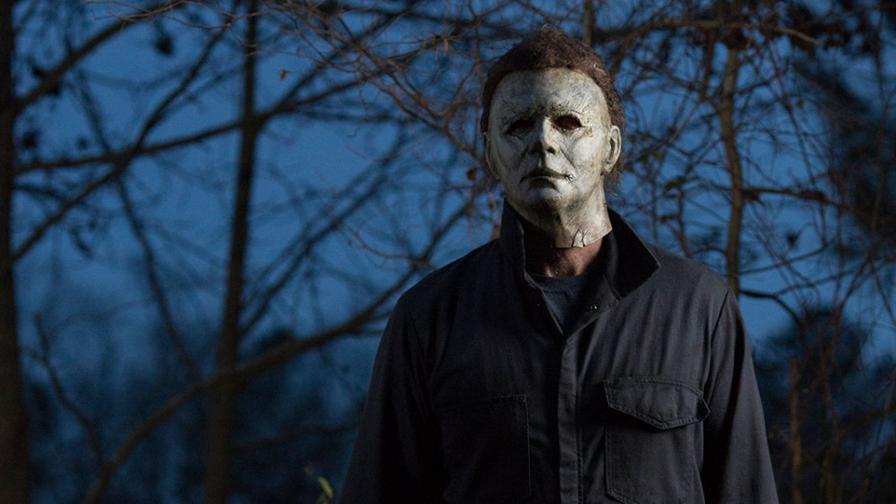 Please. There's no reason to overthink this series. Michael is The Boogeyman, a being of pure evil. We don't need to reinvent the wheel with every film. Just roll with what you have.